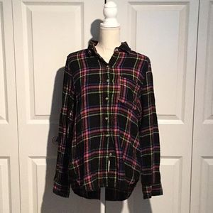 Aeropostale light weight flannel